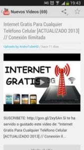 AndroTube - Noticias Android 1