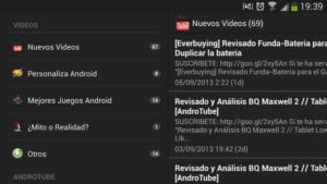 AndroTube - Noticias Android 2