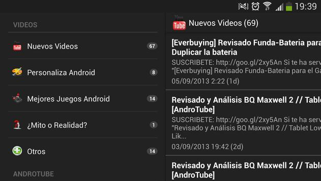 AndroTube – Noticias Android 2