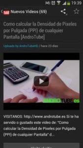 AndroTube - Noticias Android 4