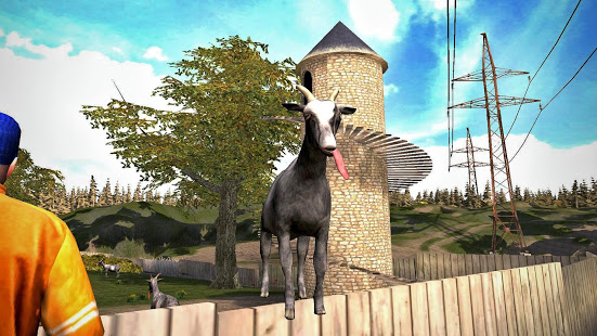 Goat Simulator Free 1