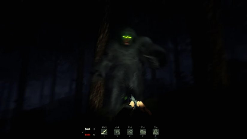Finding Bigfoot Survival 1