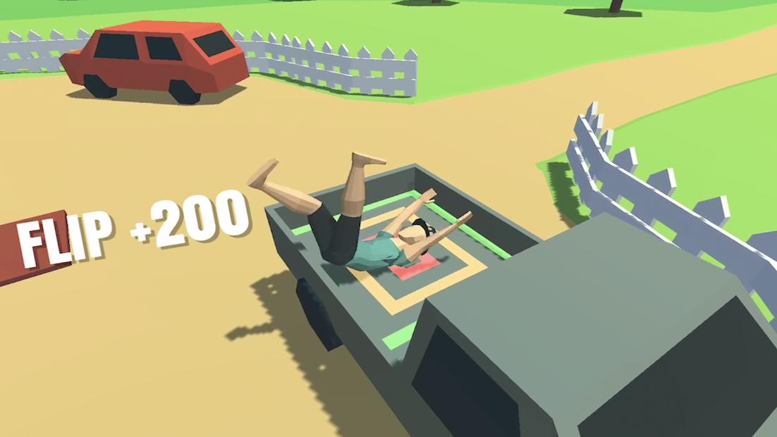 Flip Trickster – Parkour Simulator 3