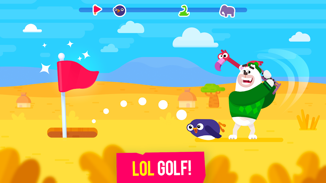 Golfmasters – Fun Golf Game 1