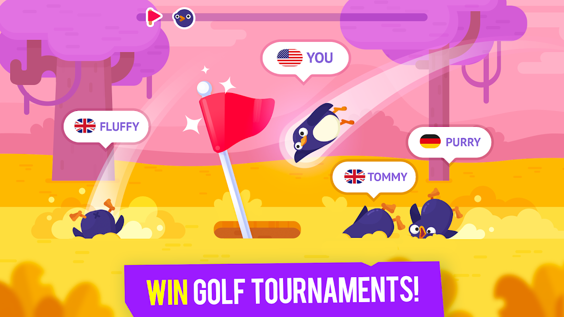 Golfmasters – Fun Golf Game 3