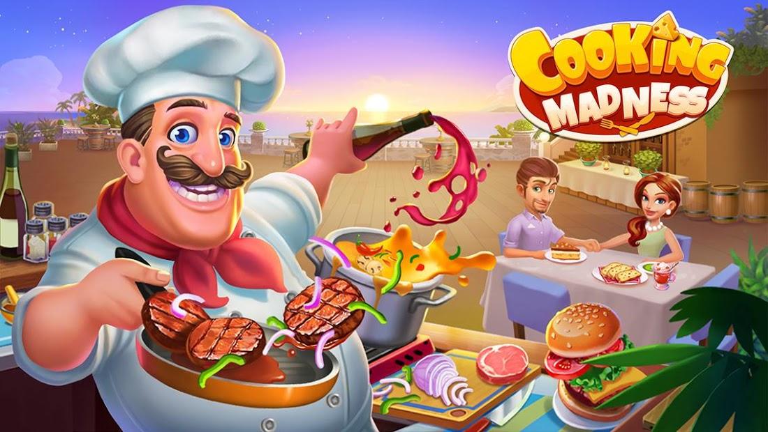 Locura por Cocinar – un juego de Chef de Restaurante 1