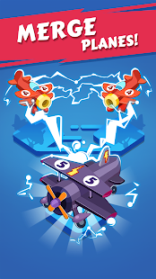 Merge Plane – Click & Idle Tycoon 1