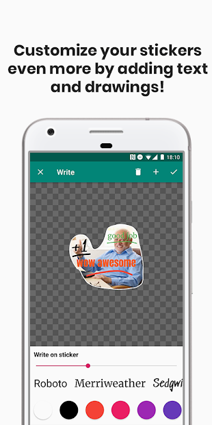 Sticker Studio - Sticker Maker para WhatsApp 2