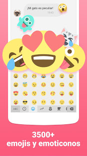 Teclado Emoji Facemoji – Emojis,Pegatinas,Temas,GIF 1