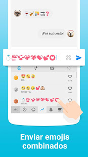 Teclado Emoji Facemoji – Emojis,Pegatinas,Temas,GIF 2