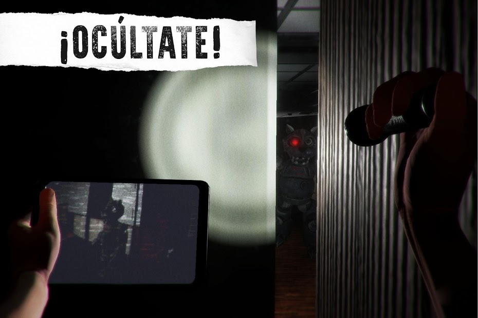 CASE: Animatronics – ¡Juego de Terror! 2
