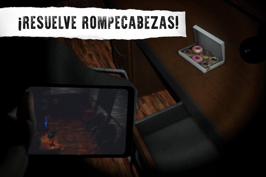 CASE: Animatronics – ¡Juego de Terror! 5
