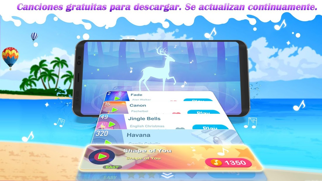 Dream Piano – Music Game 2