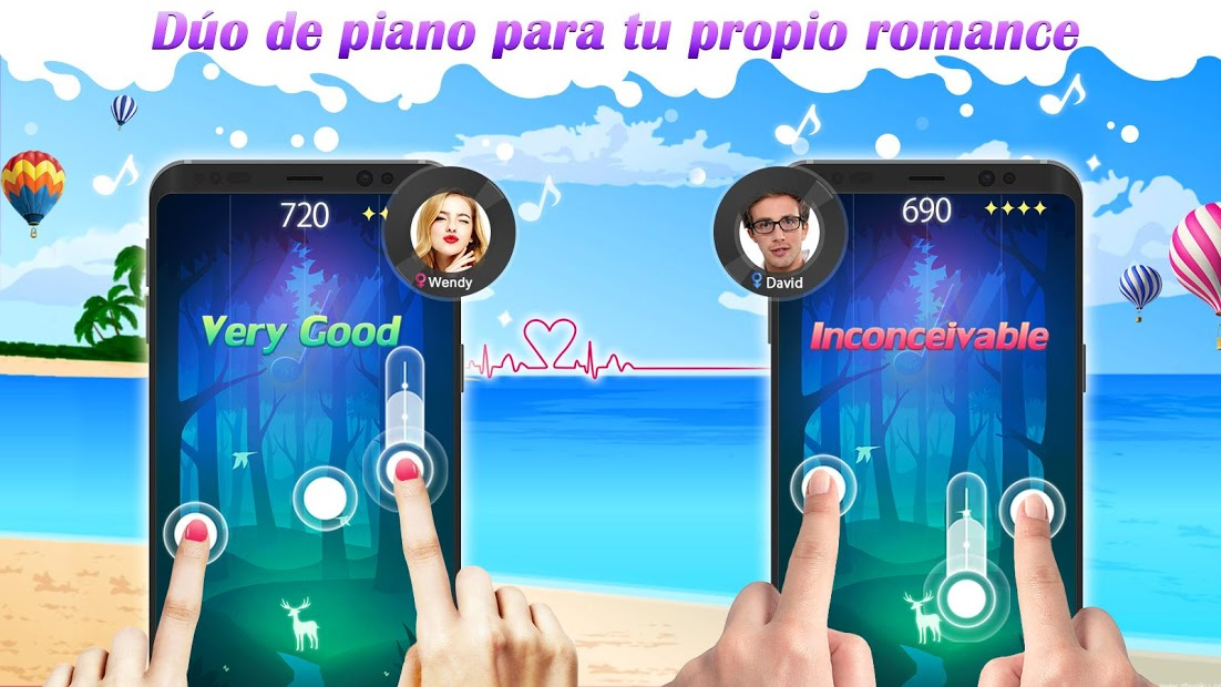 Dream Piano – Music Game 4