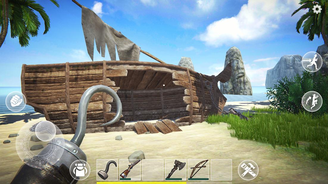 Last Pirate: Island Survival 1