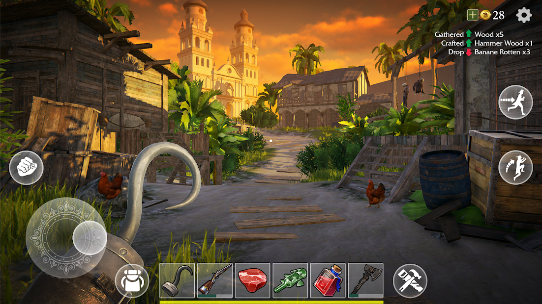 Last Pirate: Island Survival 3