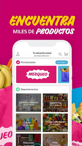 Merqueo: El supermercado del ahorro 2