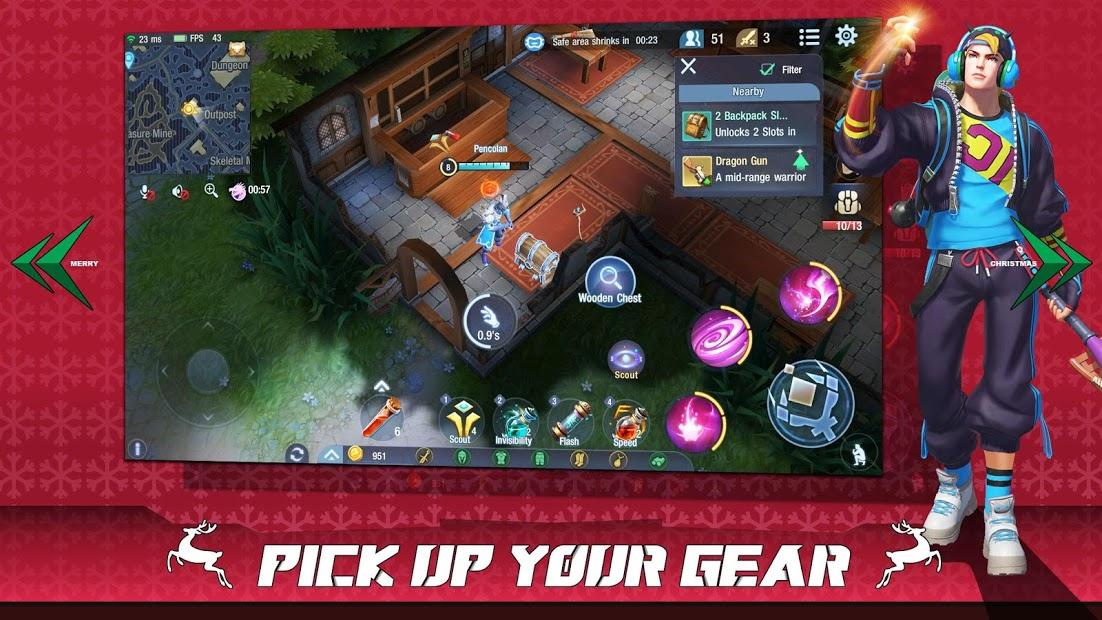 Survival Heroes - MOBA Battle Royale 3