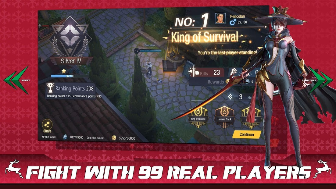 Survival Heroes - MOBA Battle Royale 4
