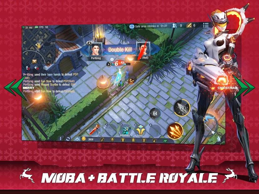 Survival Heroes - MOBA Battle Royale 5
