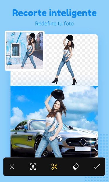 Cut Cut – Cutout & Photo Background Editor 1