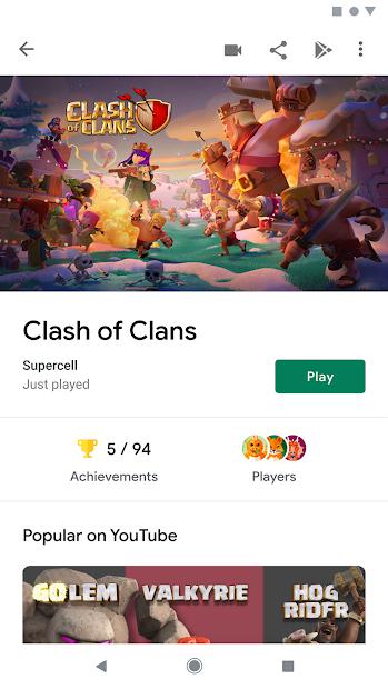 Google Play Juegos 3