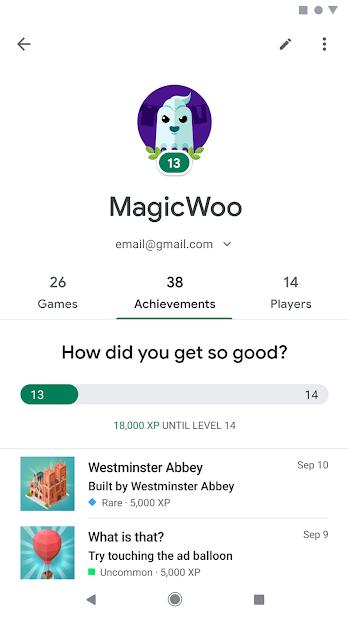 Google Play Juegos 5