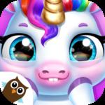 Mi Bebé Unicornio: cuida y viste a tu mascota
