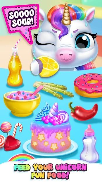 Mi Bebé Unicornio: cuida y viste a tu mascota 3