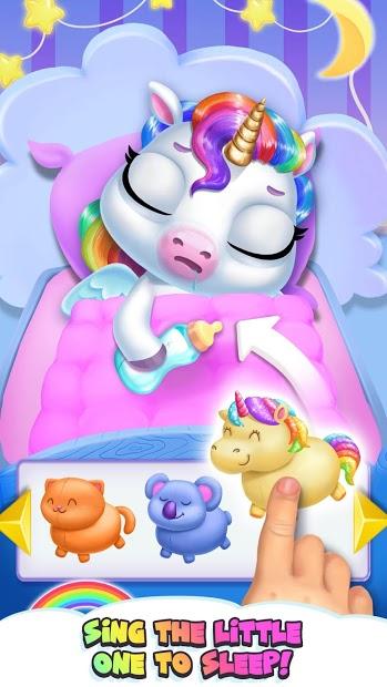 Mi Bebé Unicornio: cuida y viste a tu mascota 4