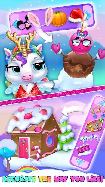 Mi Bebé Unicornio: cuida y viste a tu mascota 5