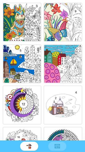 Paint.ly – Pinta por Números 2