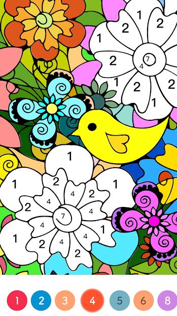 Paint.ly – Pinta por Números 5