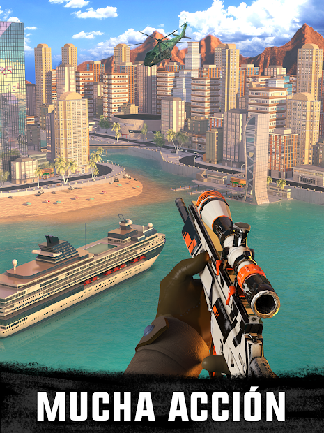 Sniper 3D Assassin®: Juegos de Disparos Gratis 4