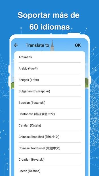 Traducir lo todo – Traductor de voz y texto 4