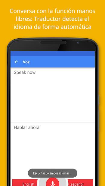 Traductor de Google 4