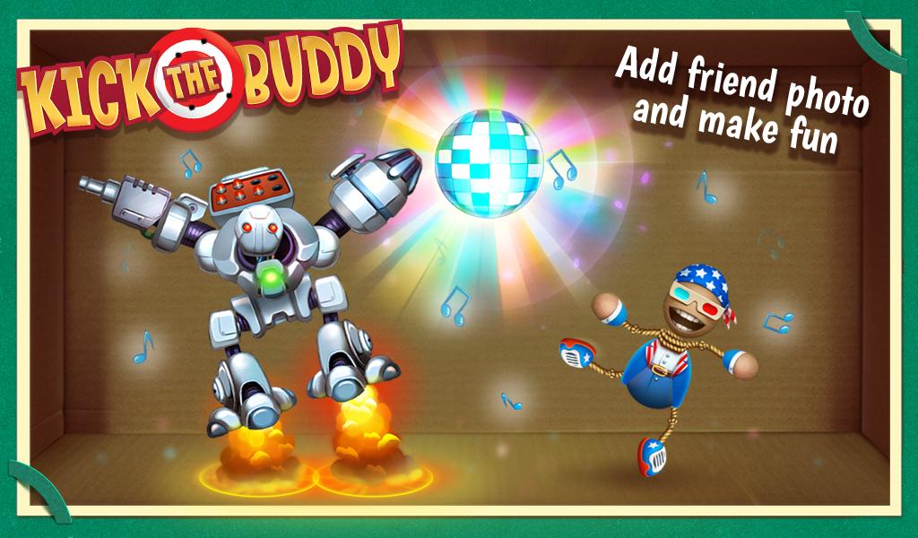 Kick the Buddy 3