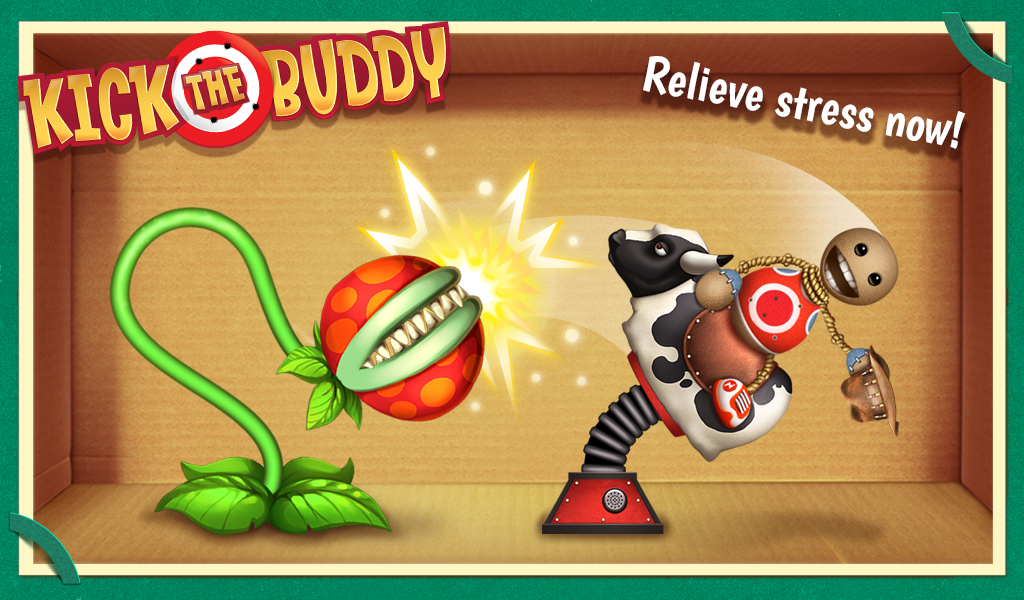 Kick the Buddy 4