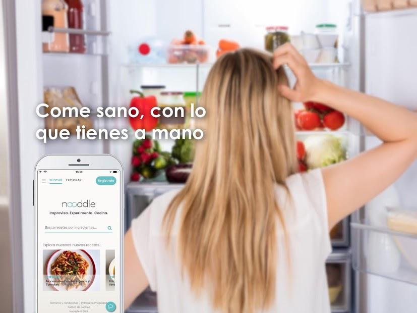 Nooddle App – Recetas sanas 1