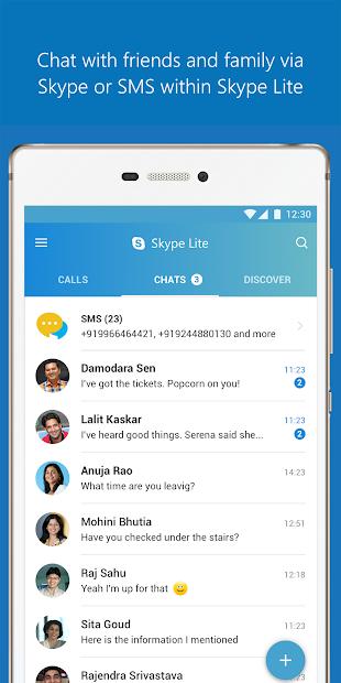 Skype Lite 1