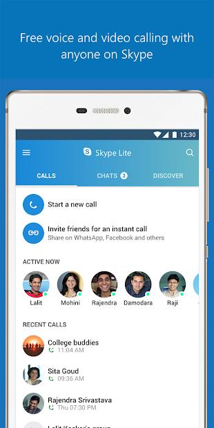 Skype Lite 2