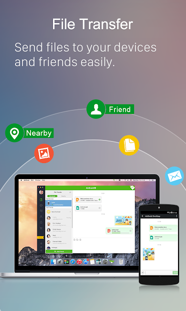 AirDroid: Acceso remoto 1