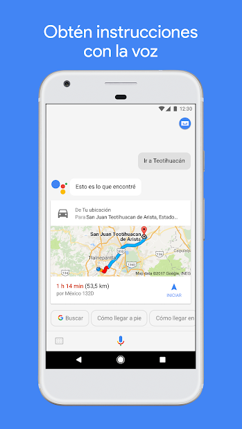 Asistente de Google 3