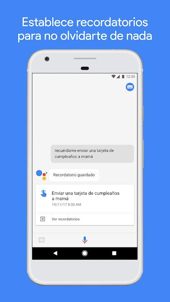 Asistente de Google 4