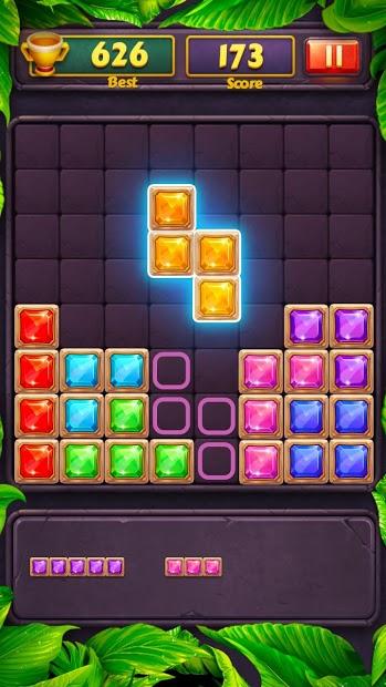 Bloque Puzzle Jewel 1