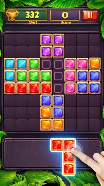 Bloque Puzzle Jewel 3