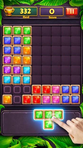 Bloque Puzzle Jewel 4