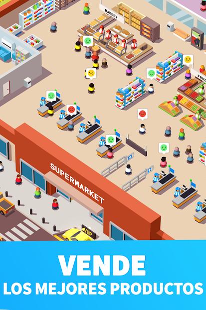 Idle Supermarket Tycoon – Magnate de supermercados 5