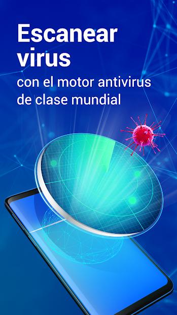 Limpiador de Virus - Antivirus Gratis & Seguridad 2
