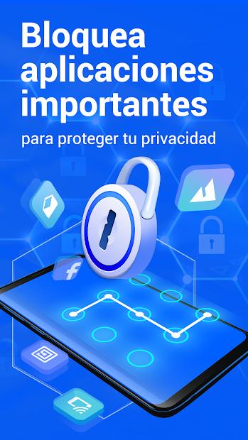 Limpiador de Virus - Antivirus Gratis & Seguridad 5